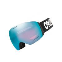 Oakley FLIGHT DECK XL FP Black w/PrizmSaphrGBL pánské brýle na snowboard