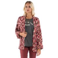 Billabong DAY DREAMER CHILI PEPPER luxusní dámský svetr - S