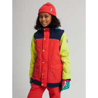 Burton ELSTAR HIBSUC/LIMADE dětská zimní bunda - XL