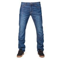 Horsefeathers MOSES dark blue značkové pánské džíny - 28