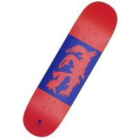 Charge KRAKEN MH RED skateboard deska