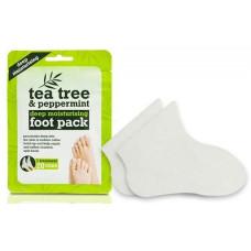 Xpel Tea Tree Deep Moisturising Foot Pack
