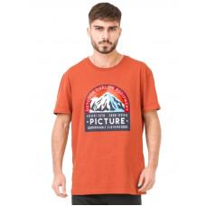 Picture Earth BRICK pánské tričko s krátkým rukávem - S