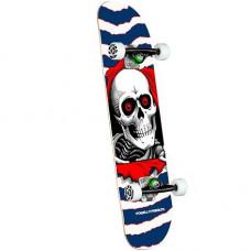 Skateboard POWELL PERALTA Ripper One Off 7.75 • Navy