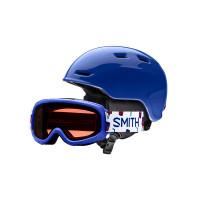 Smith ZOOM JR/GAMBLER Klein Blue / RC36 přilba na snowboard - 53-58