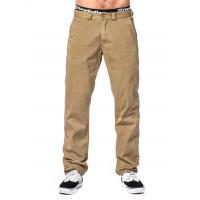 Horsefeathers MACKS SAND plátěné sportovní kalhoty pánské - 38