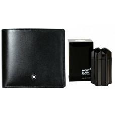 Peněženka Montblanc Meisterstuck Black 07163