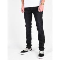 Element E01 BLACK DARK USED značkové pánské džíny - 34/34
