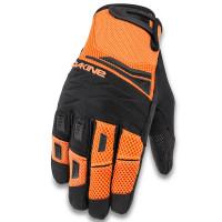 Dakine CROSS-X VIBRANT ORANGE cyklistické rukavice - XL