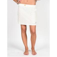 Picture Bella off white sukně nad kolena - XS
