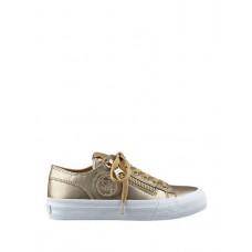 GUESS tenisky Gemica Low-Top Sneakers zlaté vel. 40