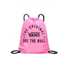 Vans Benched bag Fuchsia Pink Checkerboard