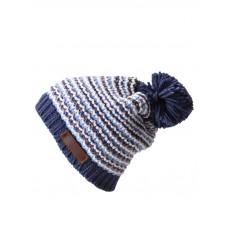 Roxy ANAMUDI crown blue dámská zimní čepice