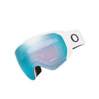 Oakley Flight Path XL MatteWhite wPrizmSapphGBL pánské brýle na snowboard