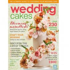 časopis Wedding Cakes, č.60 SLEVA