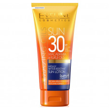 Eveline Amazing Oils Sun Highly Water-Resistant Sun Lotion SPF 30 200ml