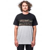 Horsefeathers SPAZ WOODLAND pánské tričko s krátkým rukávem - L
