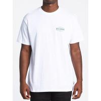 Billabong LINER white pánské tričko s krátkým rukávem - L