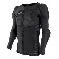 Chráničové tričko O´Neal STV dlouhý rukáv černá XXL - černá / M - 0294-102