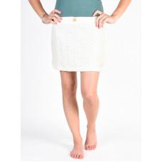 Picture Bella off white sukně nad kolena - L
