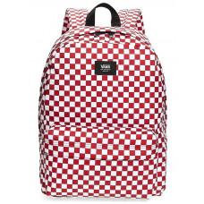 Vans OLD SKOOL III Chili Pepper Checkerboard studentský batoh