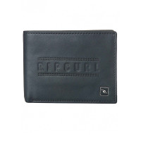 Rip Curl CLASSIC ALL DAY black luxusní pánská peněženka