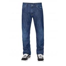 Peace mechanic jeans stone wash ind. značkové pánské džíny - XS