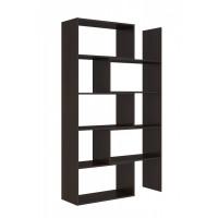 Knihovna Karol 02 wenge - FALCO