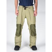 Burton SOUTHSIDE RUCKSACK / KEEF pánské softshellové lyžařské kalhoty - L