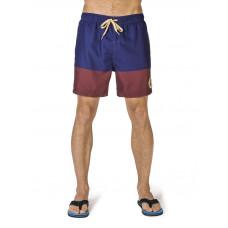 Horsefeathers WADE NAVY pánské plavecké šortky - 30