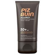 PIZ BUIN Allergy Sun Sensitive Skin Face Cream SPF 50+ 50ml