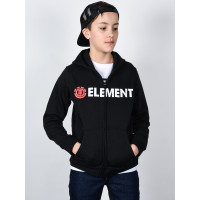 Element HORIZONTAL FLINT BLACK dětská mikina - 12