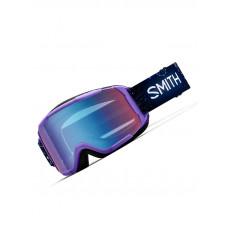 Smith DAREDEVIL Purple Galaxy|Blue Sensor Sp A dětské brýle na snowboard - O/S