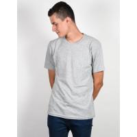 Ride Under Gray Heather pánské tričko s krátkým rukávem - S