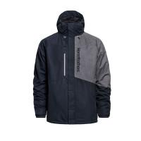Horsefeathers GLENN black zimní bunda pánská - XL