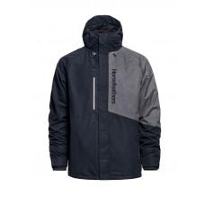 Horsefeathers GLENN black zimní bunda pánská - M
