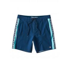 Billabong D BAH LT dark blue pánské plavecké šortky - 32