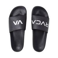 RVCA SPORT SLIDE black/white pánské pantofle - 39EUR