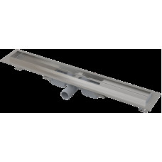 Alcaplast APZ106 Professional- liniový podlahový žlab snížený pro plný rošt 650 (APZ106-650)