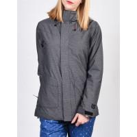Burton GINGER TRUE BLACK zimní bunda dámská - L