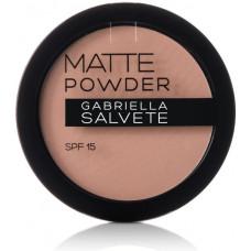 Gabriella Salvete Matte Powder SPF15 8g - 03