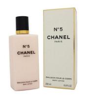 Chanel No.5 dámské tělové mléko 200 ml