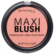 Rimmel London Maxi Blush 9g - 001 Third Base