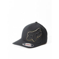 Fox Episcope BLACK/YELLOW baseball čepice - S/M