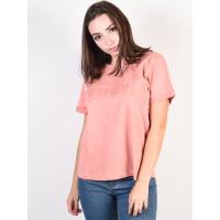 Roxy COASTAL HOLIDAYS ROSETTE dámské tričko s krátkým rukávem - L