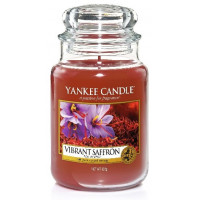 Yankee Candle 623g Vibrant Saffron