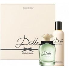 Dolce & Gabbana Dolce W parfémovaná voda 75ml + BL 100 ml