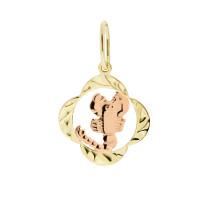 Zlato Zlatý přívěsek znamení zvěrokruhu 3220064 Znamení zvěrokruhu: Štír