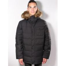 Burton TRAVERSE TRUE BLACK zimní bunda pánská - M