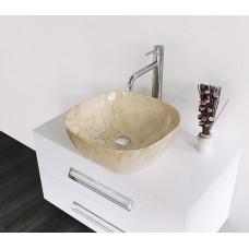 Aquatek OTTO M keramické umyvadlo 42 x 43 x 14,5 cm